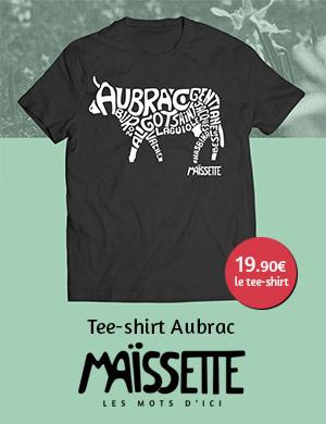 Tee-shirt Aubrac Maïssette